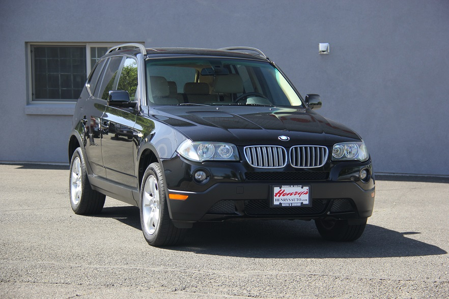 2008 Bmw X3 3 0si Henry S Auto Foreign Auto Service And Sales