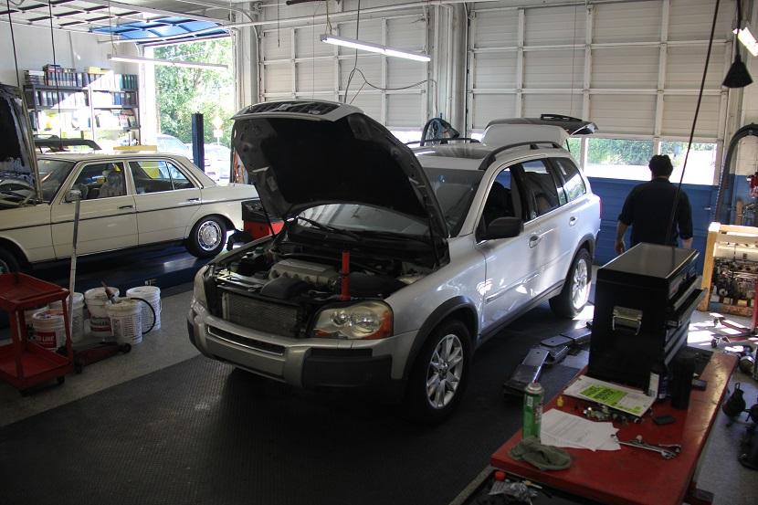 2006 Volvo Xc90 Engine Replacement