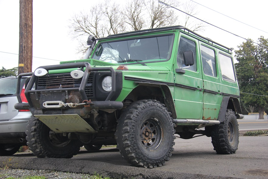 1982 mercedes g wagon henry 39 s auto foreign auto service and sales near medford oregon. Black Bedroom Furniture Sets. Home Design Ideas